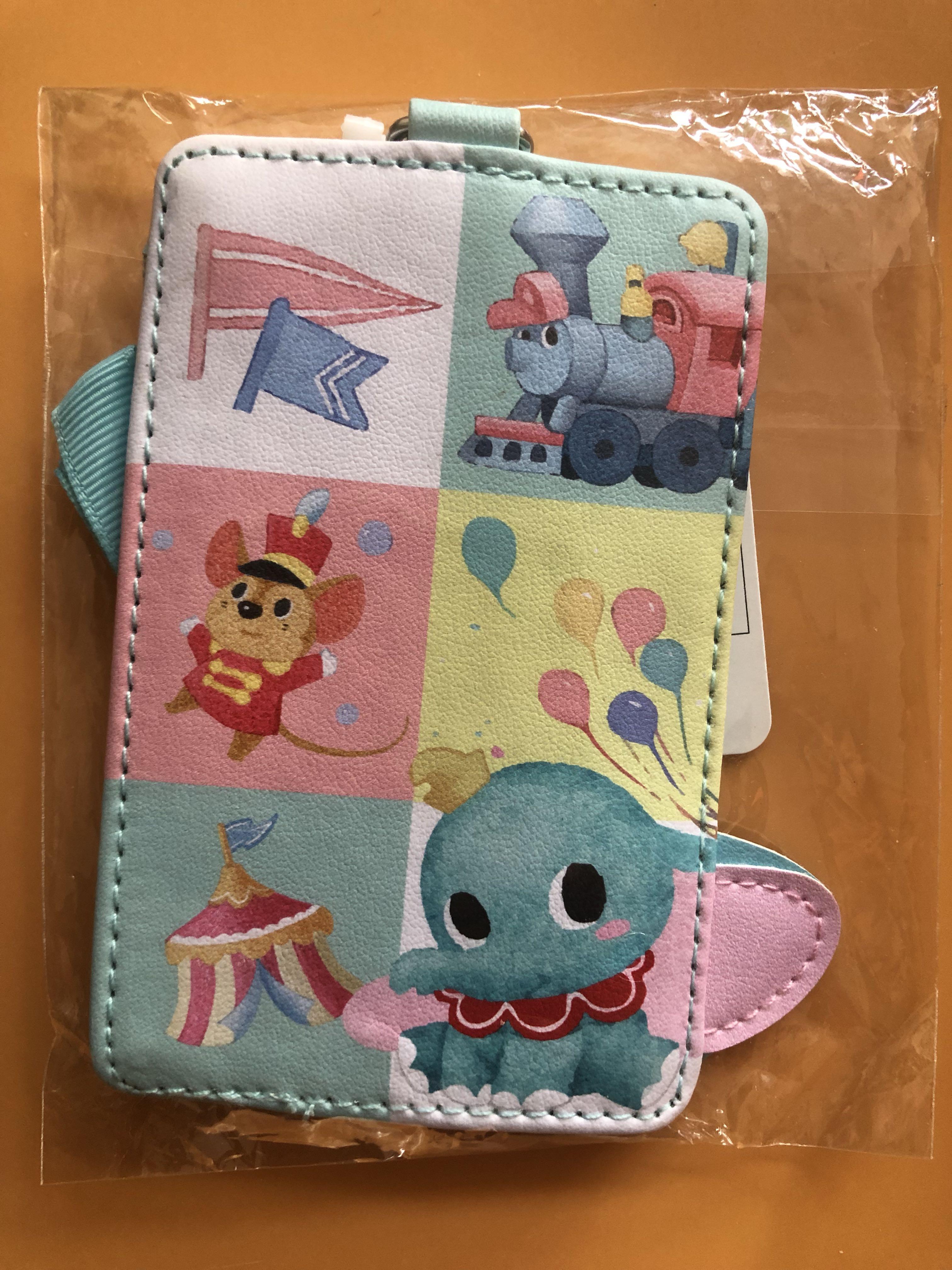 全新 迪士尼小飛象八達通卡套 Disney Dumbo Card Holder