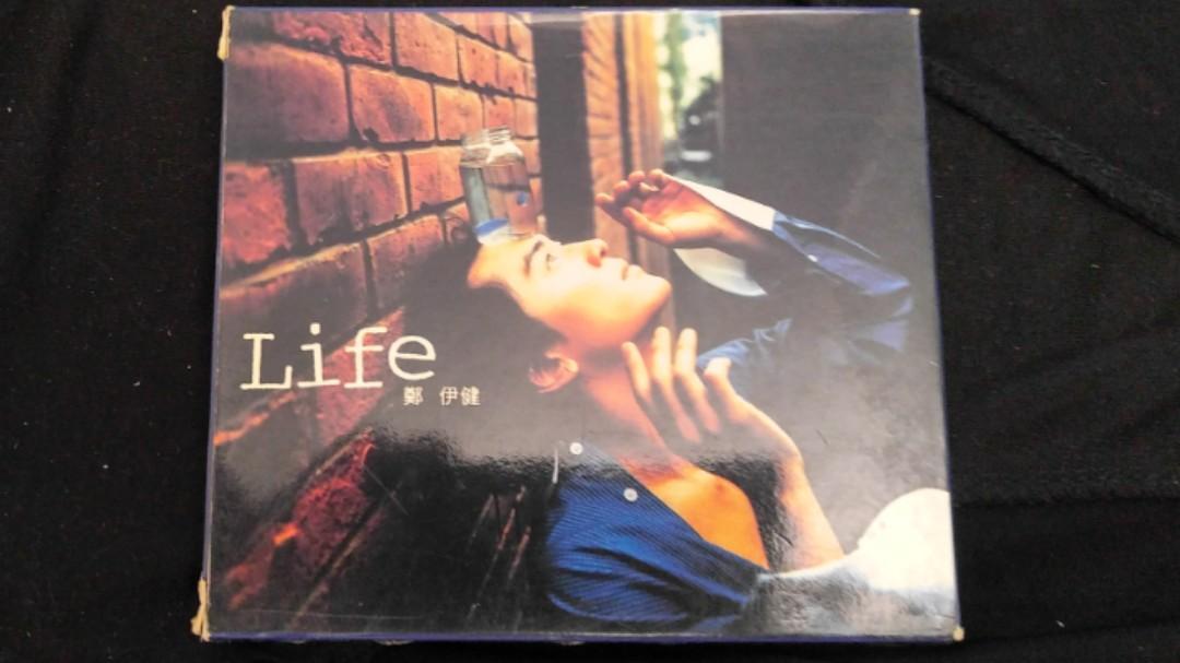 鄭伊健 CD