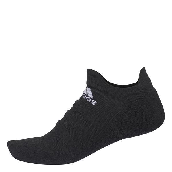 Adidas Parley Alphaskin Lighweight Cushioning Socks Black