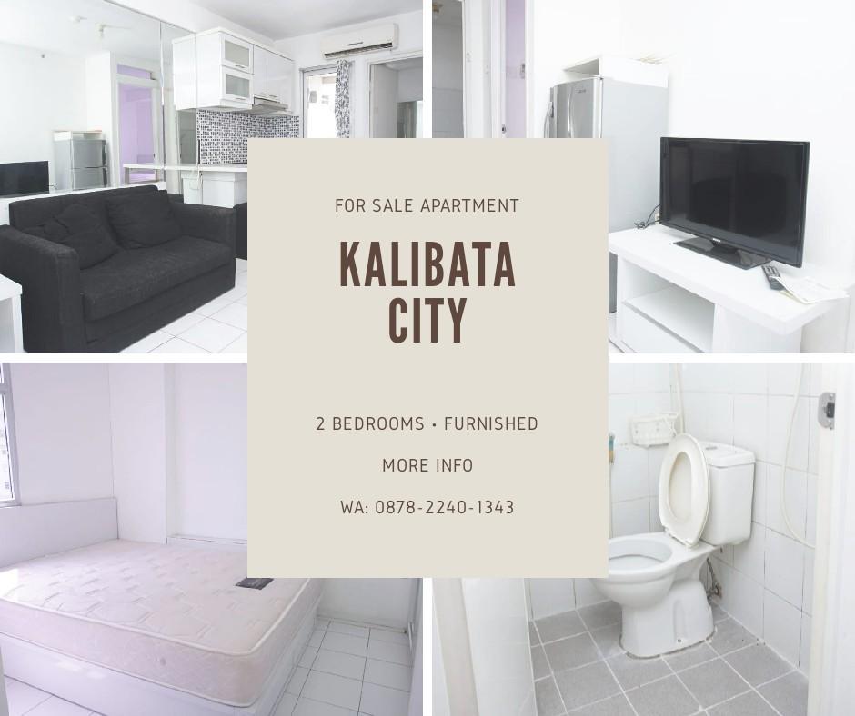 Apartemen kalibata city Jakarta Selatan