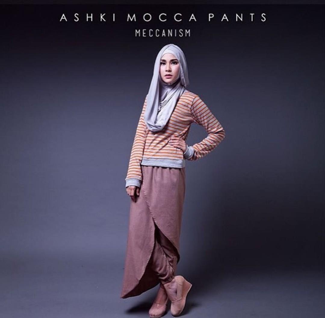 Ashki Pants Meccanism By Zaskia Adya Mecca Women S Fashion Women S