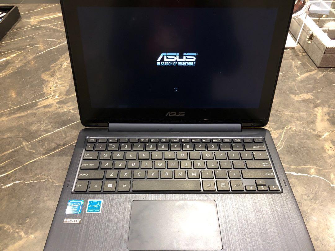Asus Transformer Flip Book Laptop/Tablet