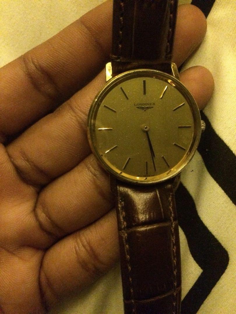 Authentic Longines Vintage watch