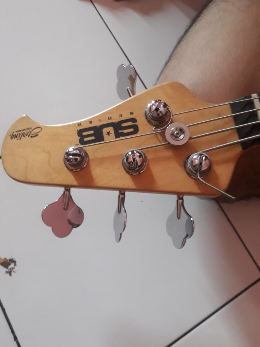 bass sterling by musicman SUB series made in indo