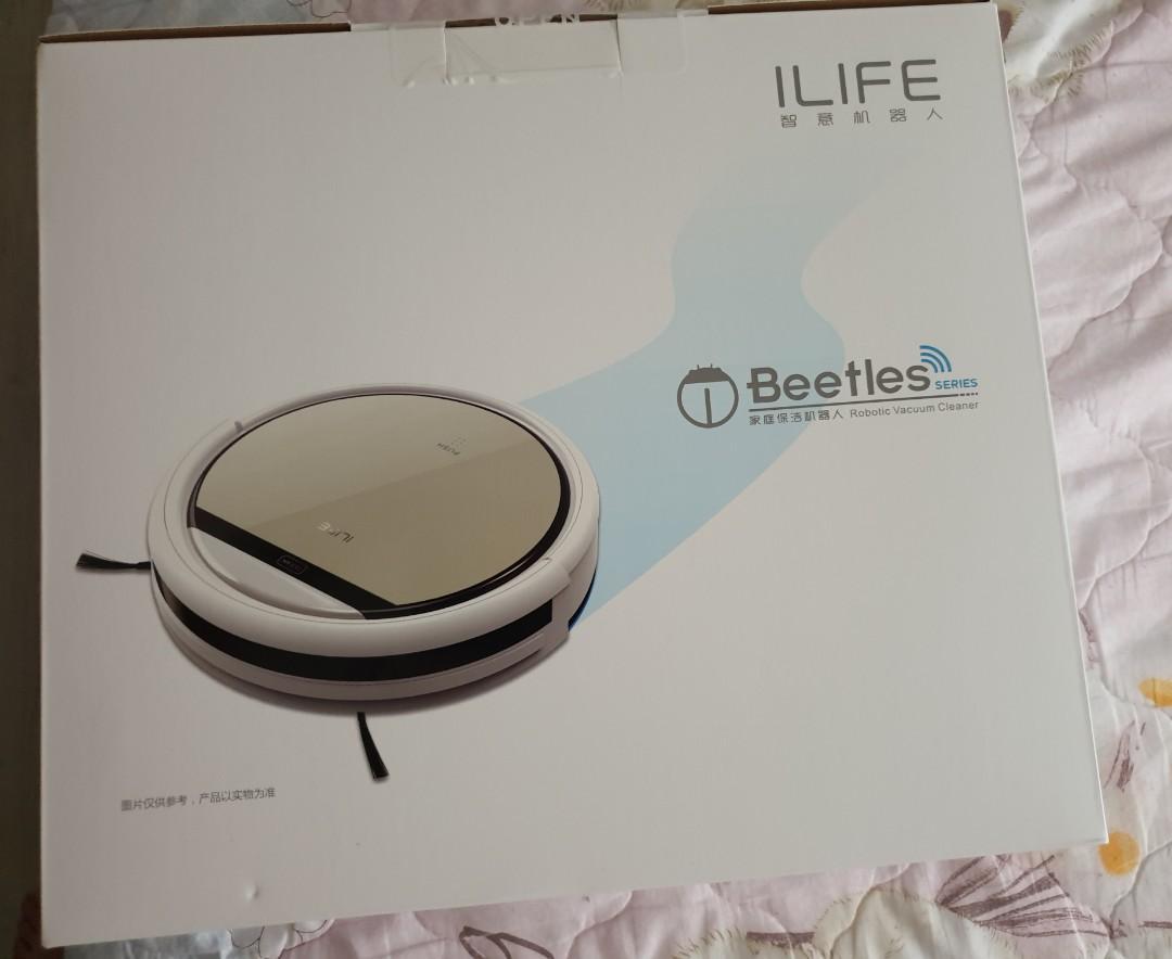Beetle ILIFE Robotic vacuum cleaner