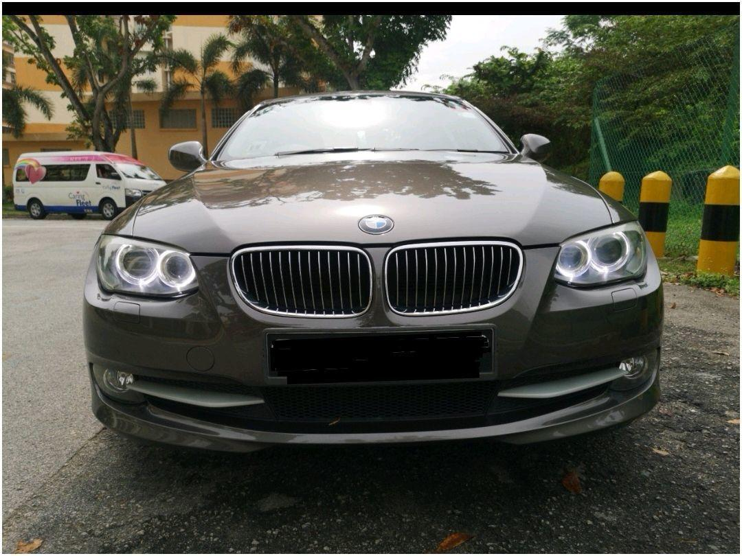 BMW 320i 2dr Coupe sunroof Auto