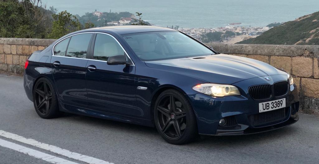 BMW 535I (F10) 2010