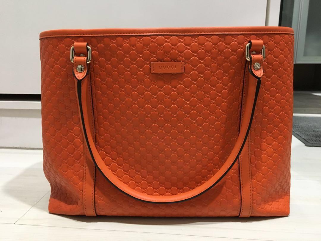 aeeb6c3465fd BN Gucci ladies tote handbag with dustbag, Women's Fashion, Bags & Wallets,  Handbags on Carousell