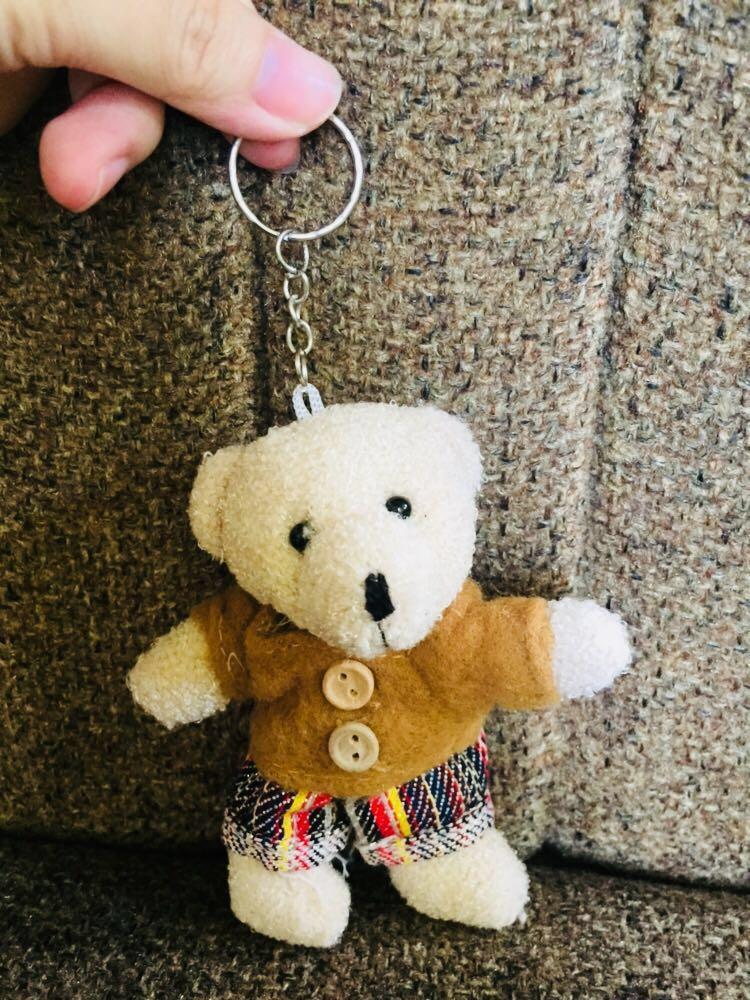 Boneka mini mr. Bear