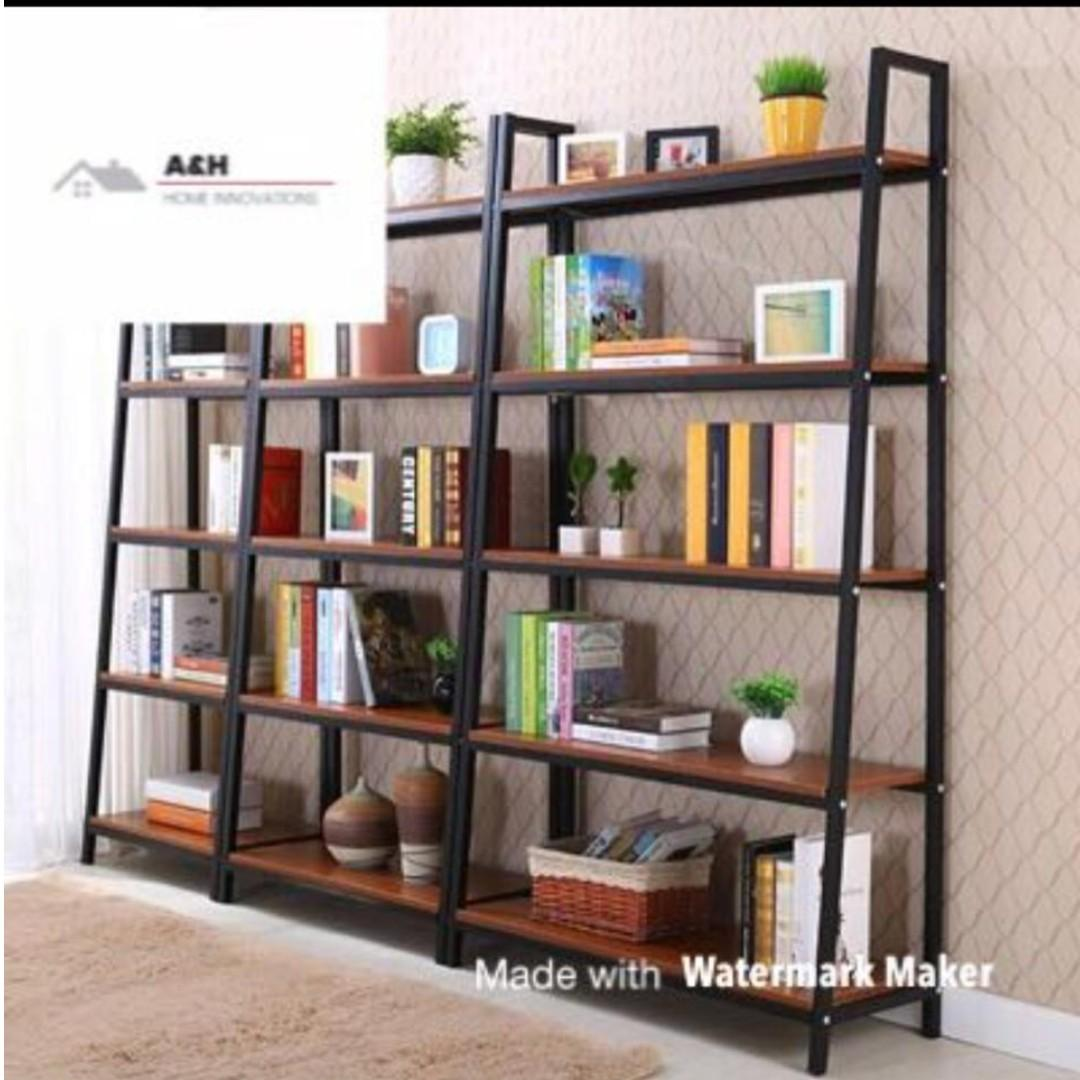 Bookcase of 4,5,6 Tiers