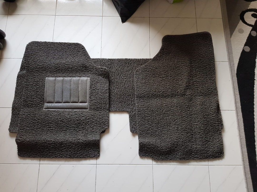Car Mats For Toyota Vios Car Accessories Accessories On Carousell