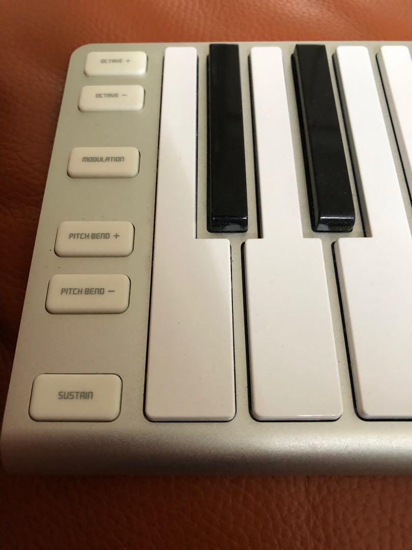 CME Xkey37 超薄37鍵MIDI controller