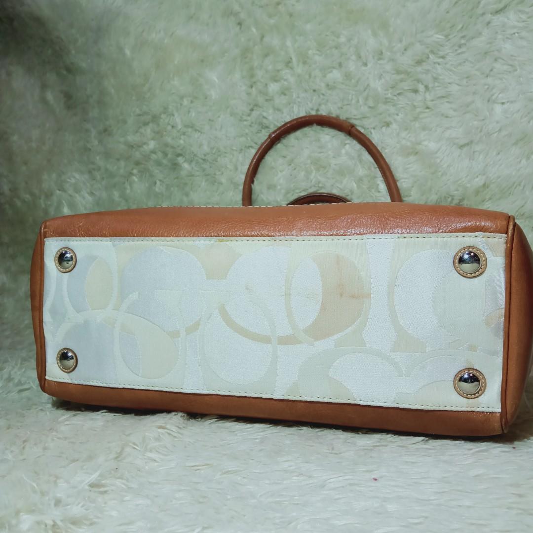 Coach A0873 Hand Crafted Original Women's Bag