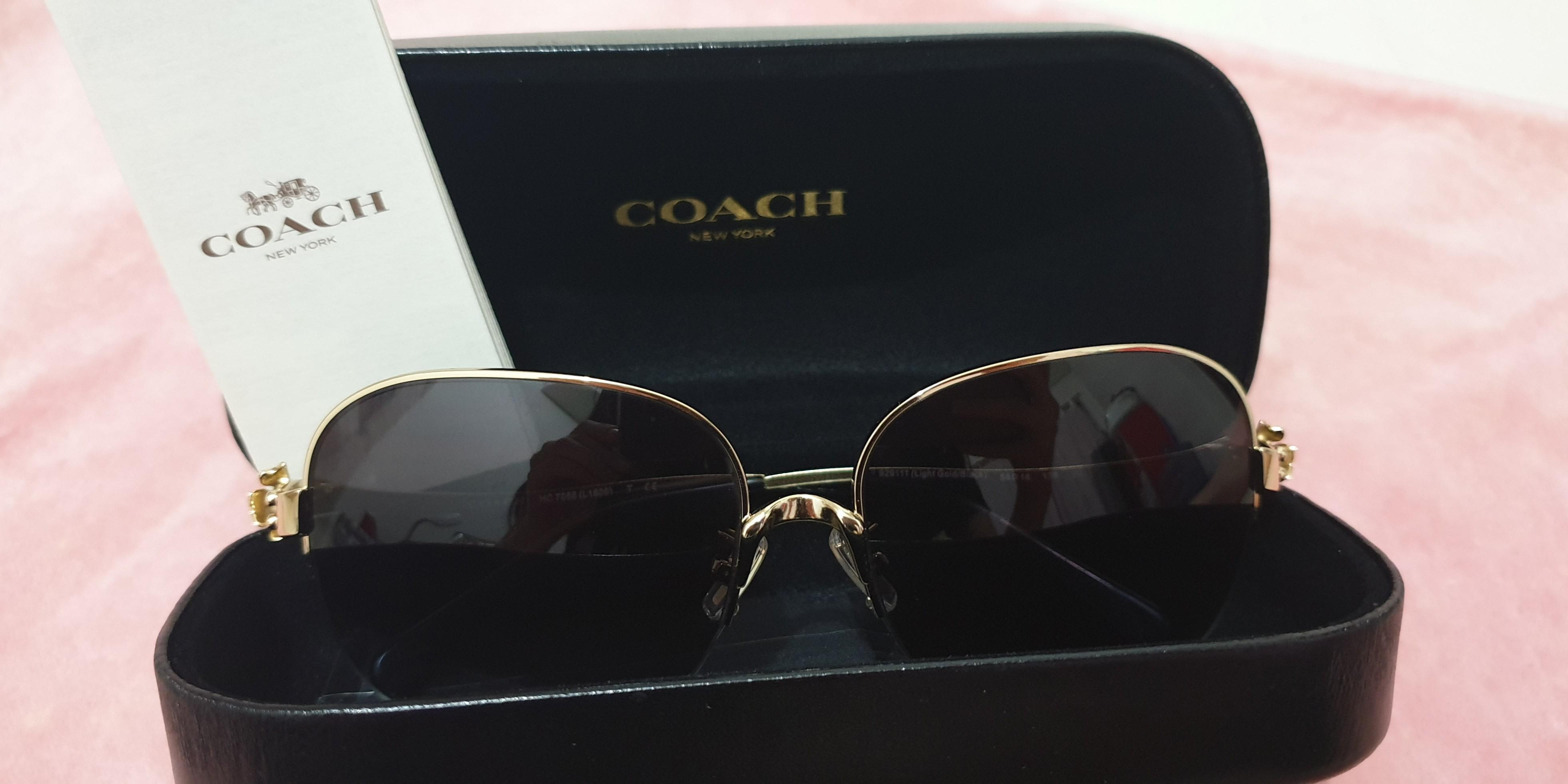Coach sunglasses / kacamata coach