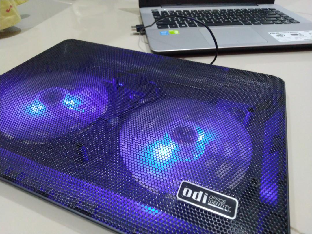 Cooling Fan Laptop ODI
