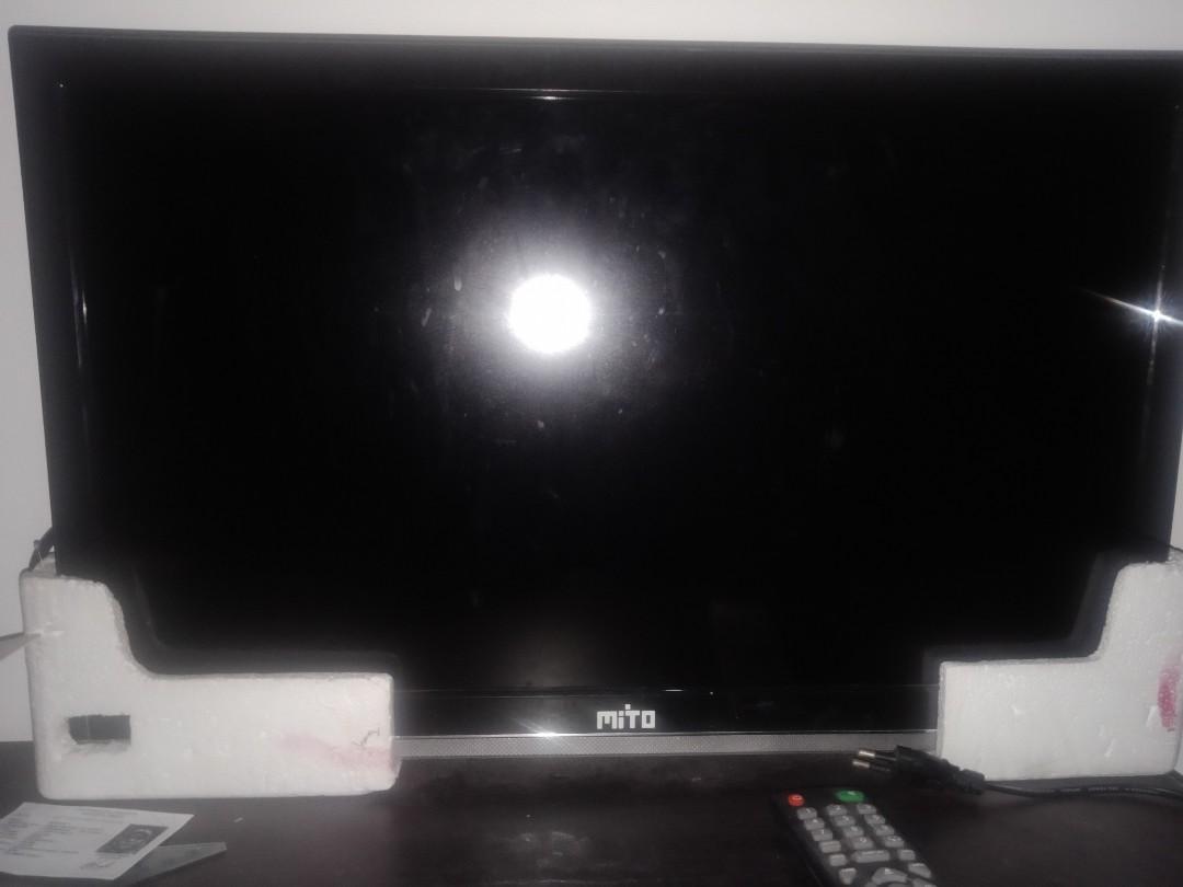 Dijual tv mito LED 24inch