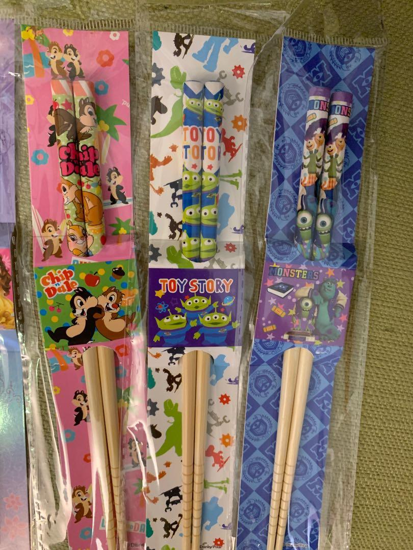 Disney chopstick 筷子