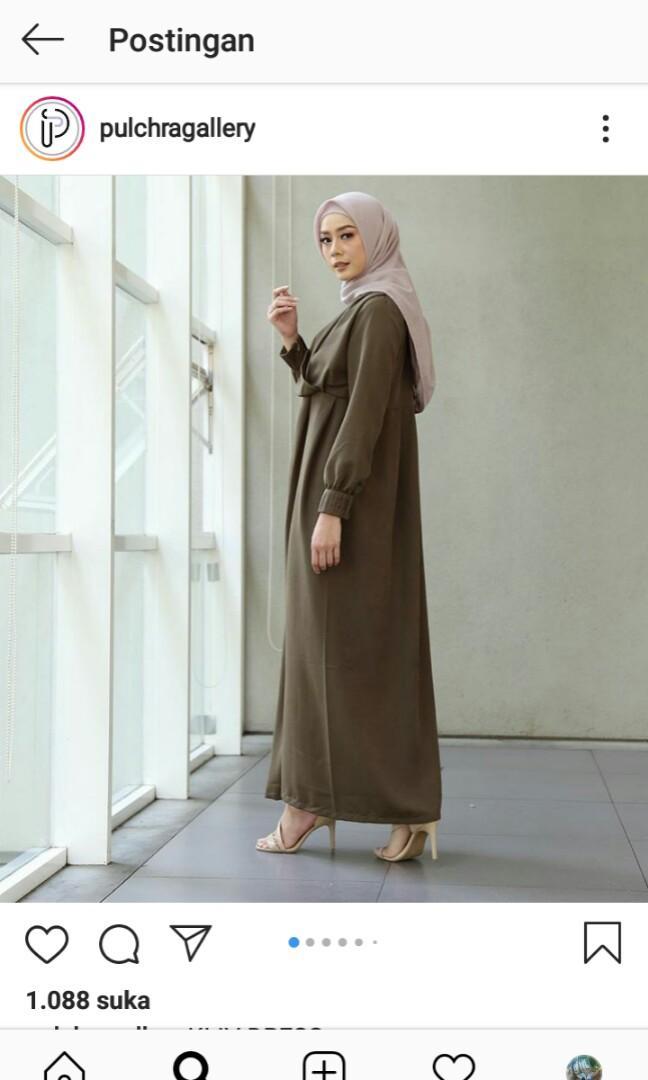 dress kliv by pulchra dress mewah dress simple