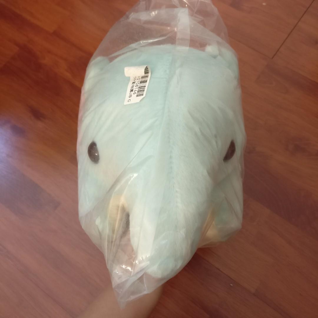 Elephant stuffed animal toy
