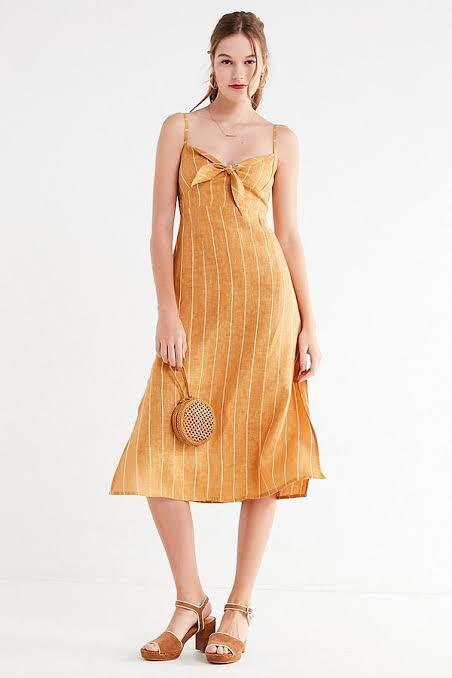 Faithfull the Brand 'Fiscardo' Dress