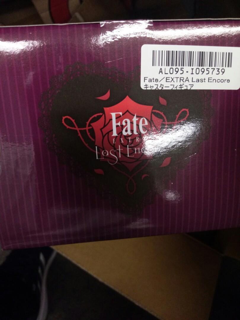 Fate /Extra Last Encore Caster