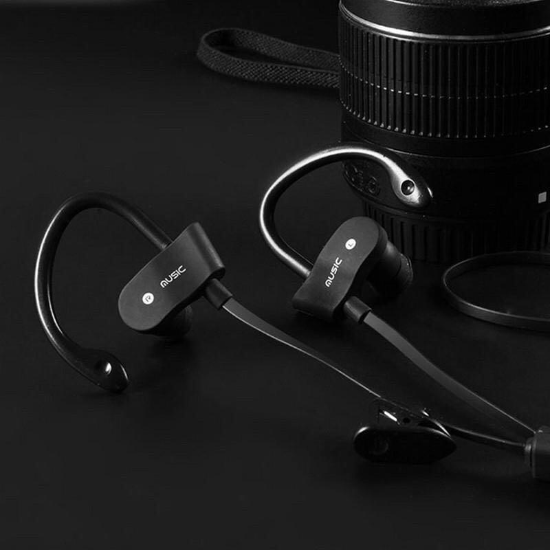 Fornorm Bluetooth 4.1 Wireless Headset Stereo Music Earphones $15.95
