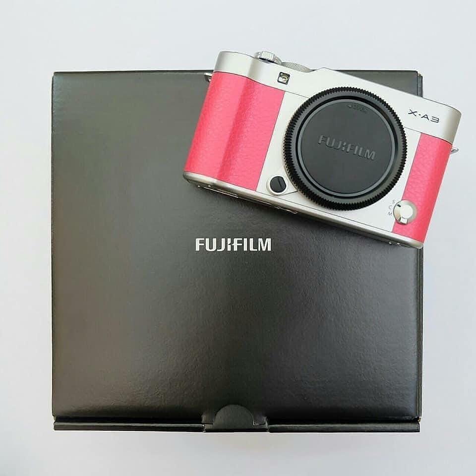 Fujifilm XA3 Harga Murah Bisa Di Cicil
