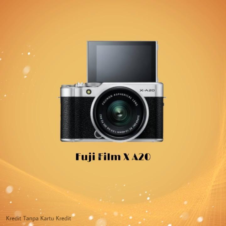 Fujifilm XA 20 - Bisa Kredit Tanpa Cc