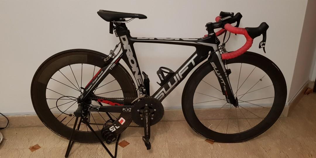 Full carbon Swift TT