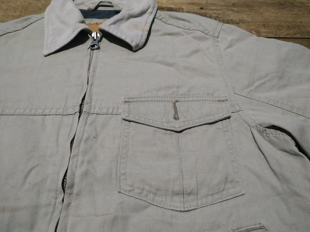 GAP jeans track jacket