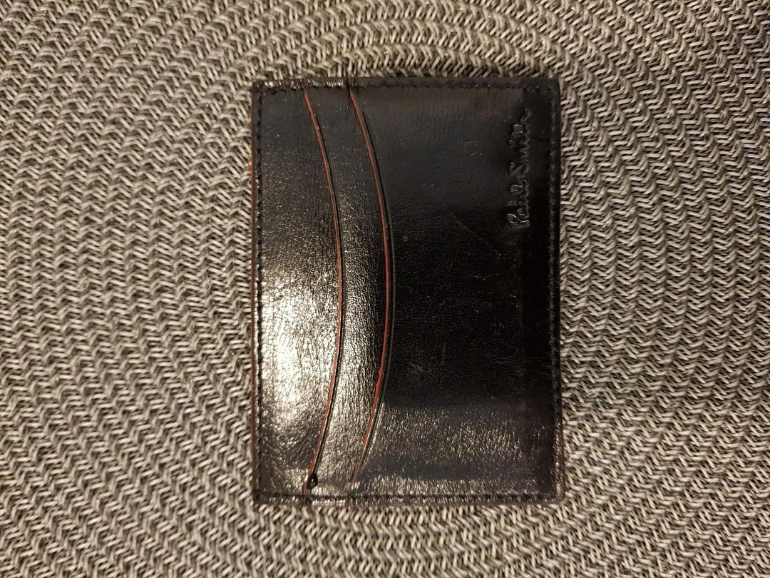 Genuine Paul Smith card holder