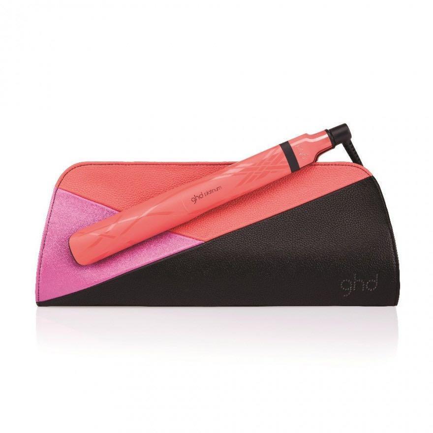 GHD - Pink Blush Platinum Styler (Limited Edition - Breast Cancer Foundation)