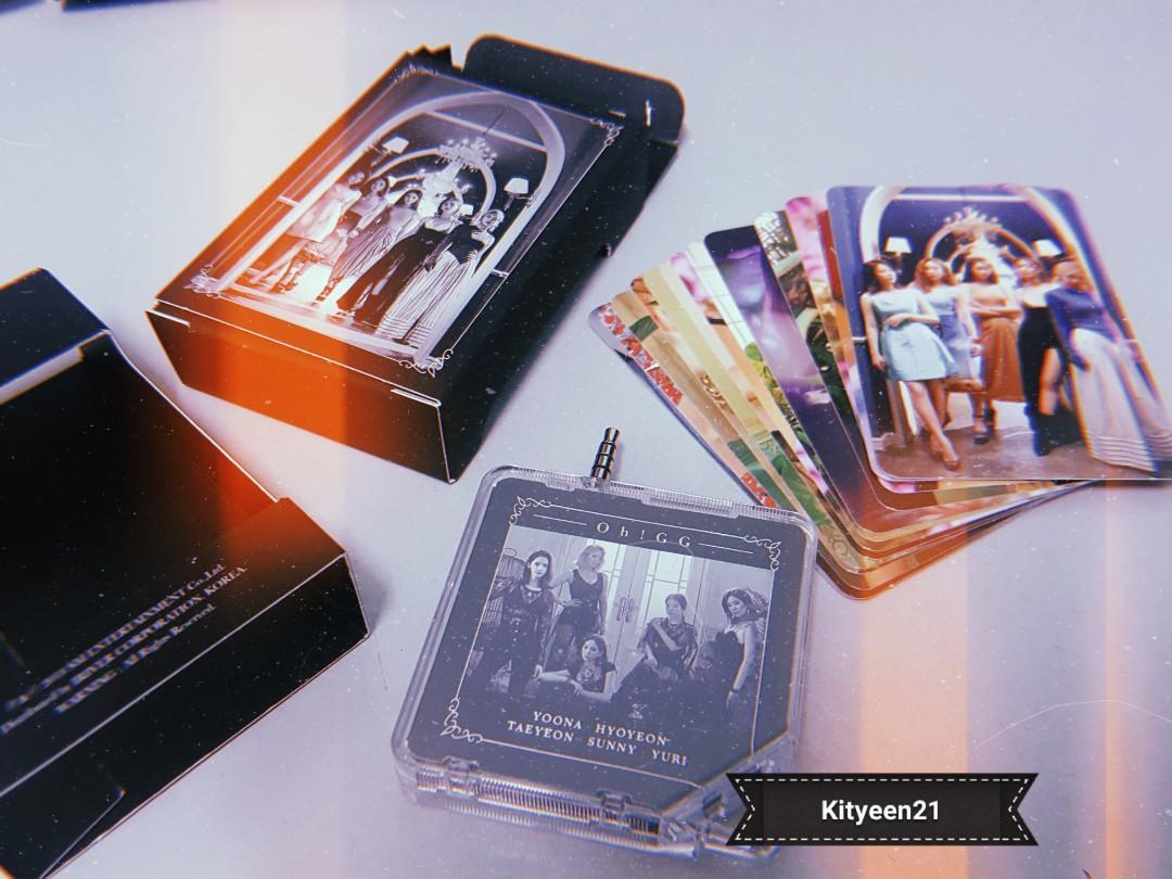 Girls' Generation Oh!GG - Lil' Touch (Kihno Album)