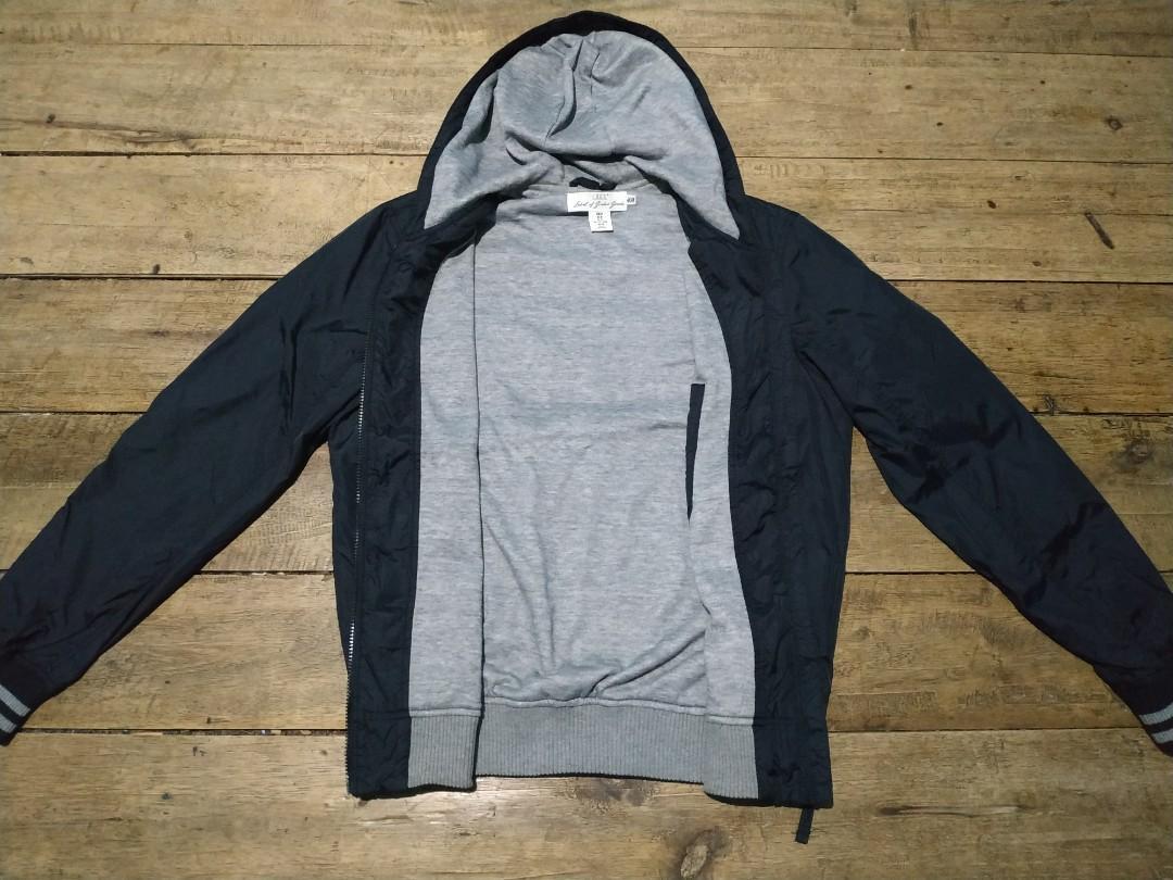 Hnm hoodie track jacket