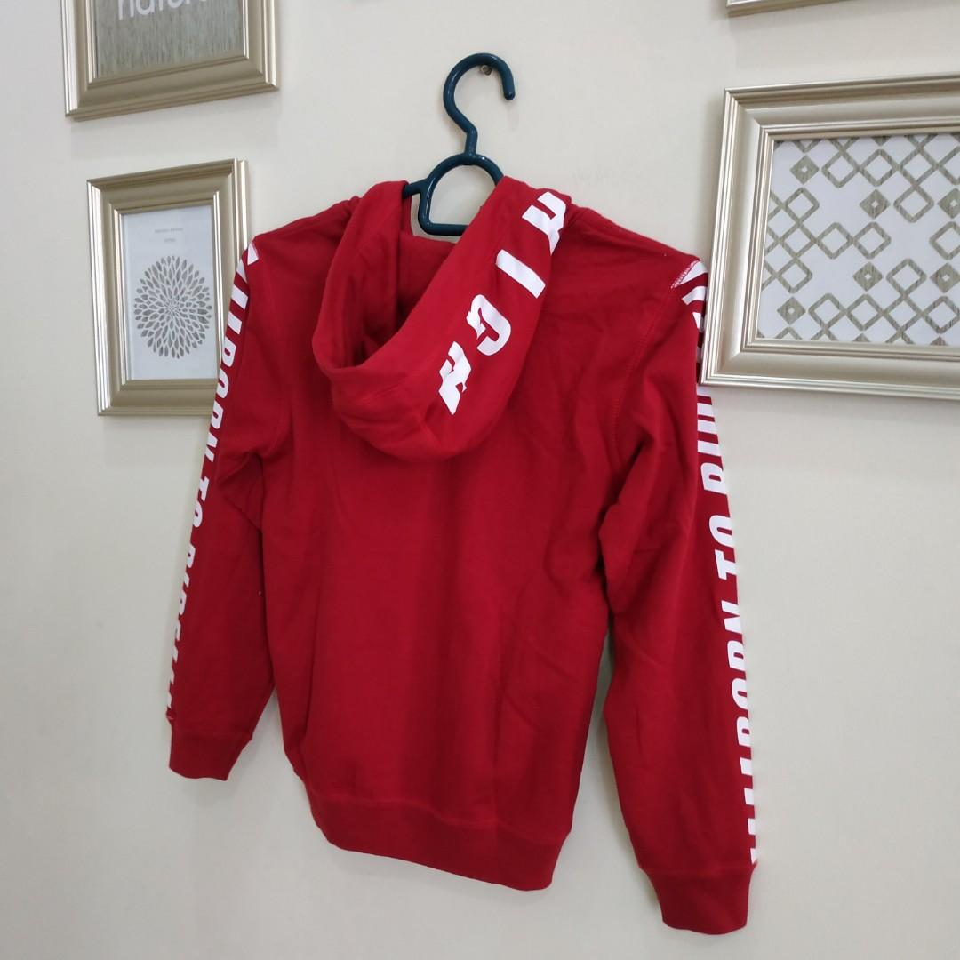 Hoodie Jaket AERO BOYS Size 5-6 Tahun
