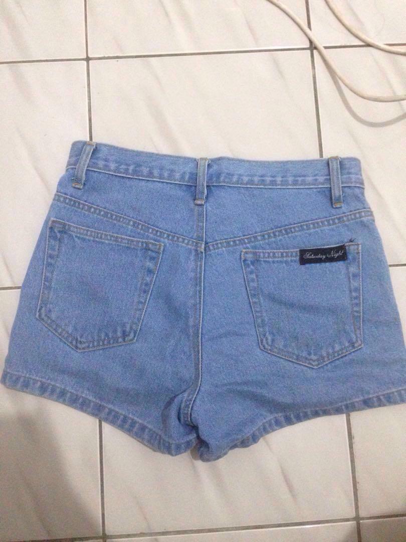 hotpants jeans - bangkok