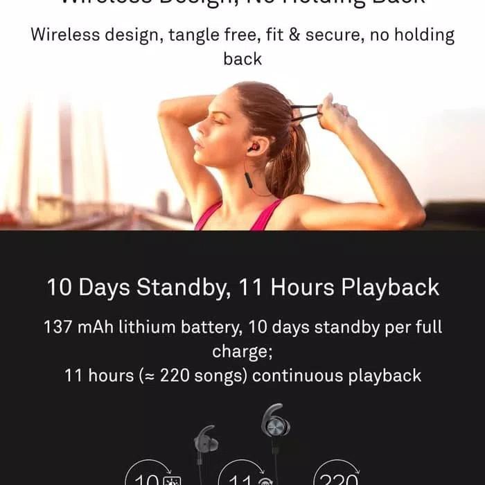 Huawei Sport Headset Bluetooth Lite AM61 Original