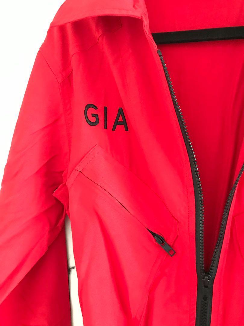 I am Gia Boilersuit