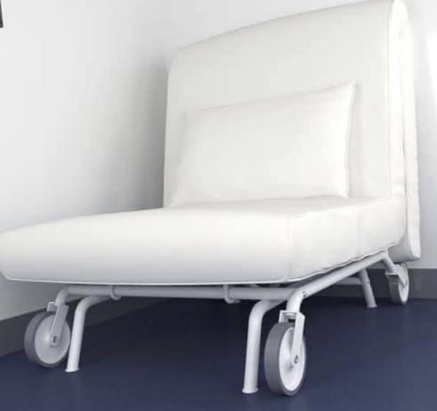 Ikea Single Sofa Bed Furniture Home, Single Seat Sofa Beds Ikea