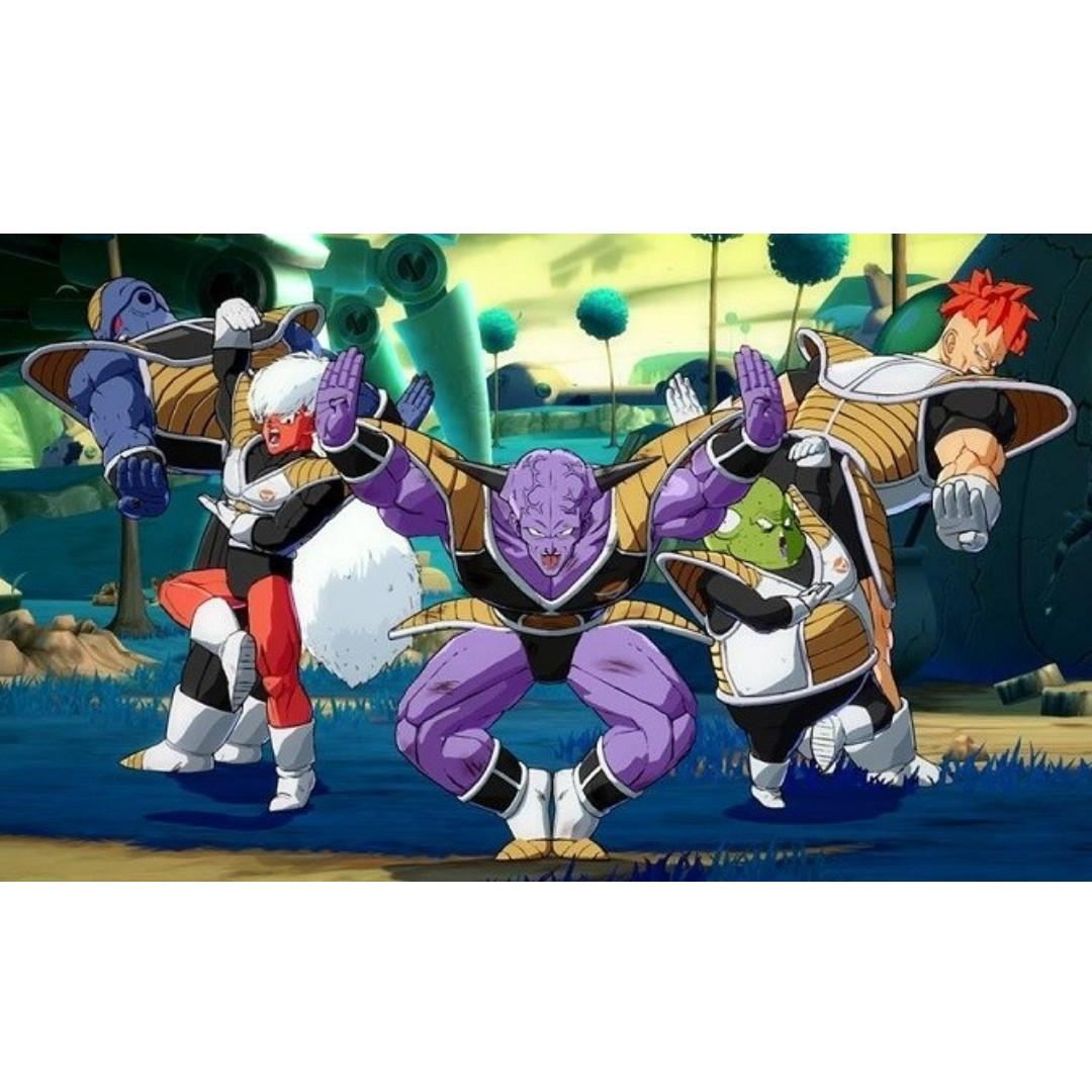 (In Stock) Demoniacal Fit, Ginyu Force, Jeice, Dragonball