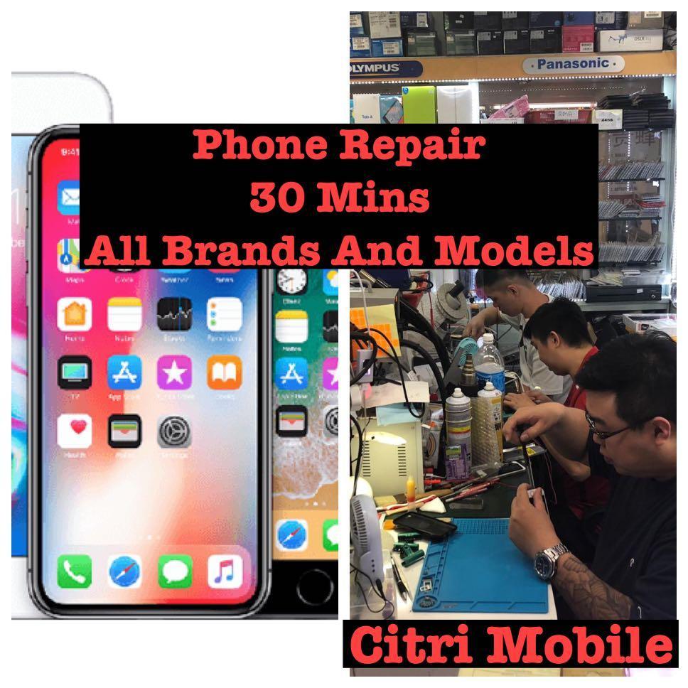 iPhone 6 7 8 6+ 7+ 8+ X XS XR MAX Repair, Screen Repair