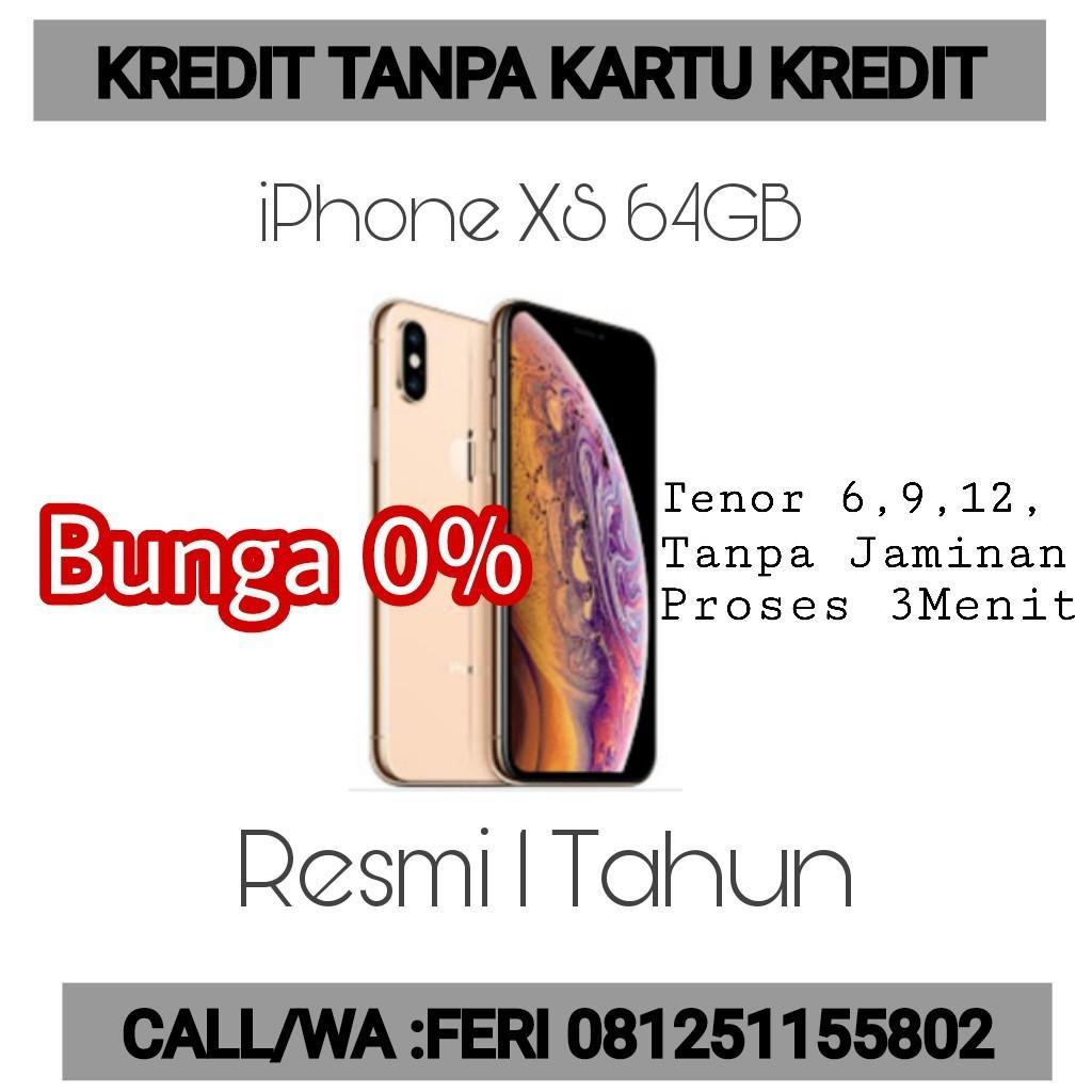 iPhone XS Kredit Tanpa CC