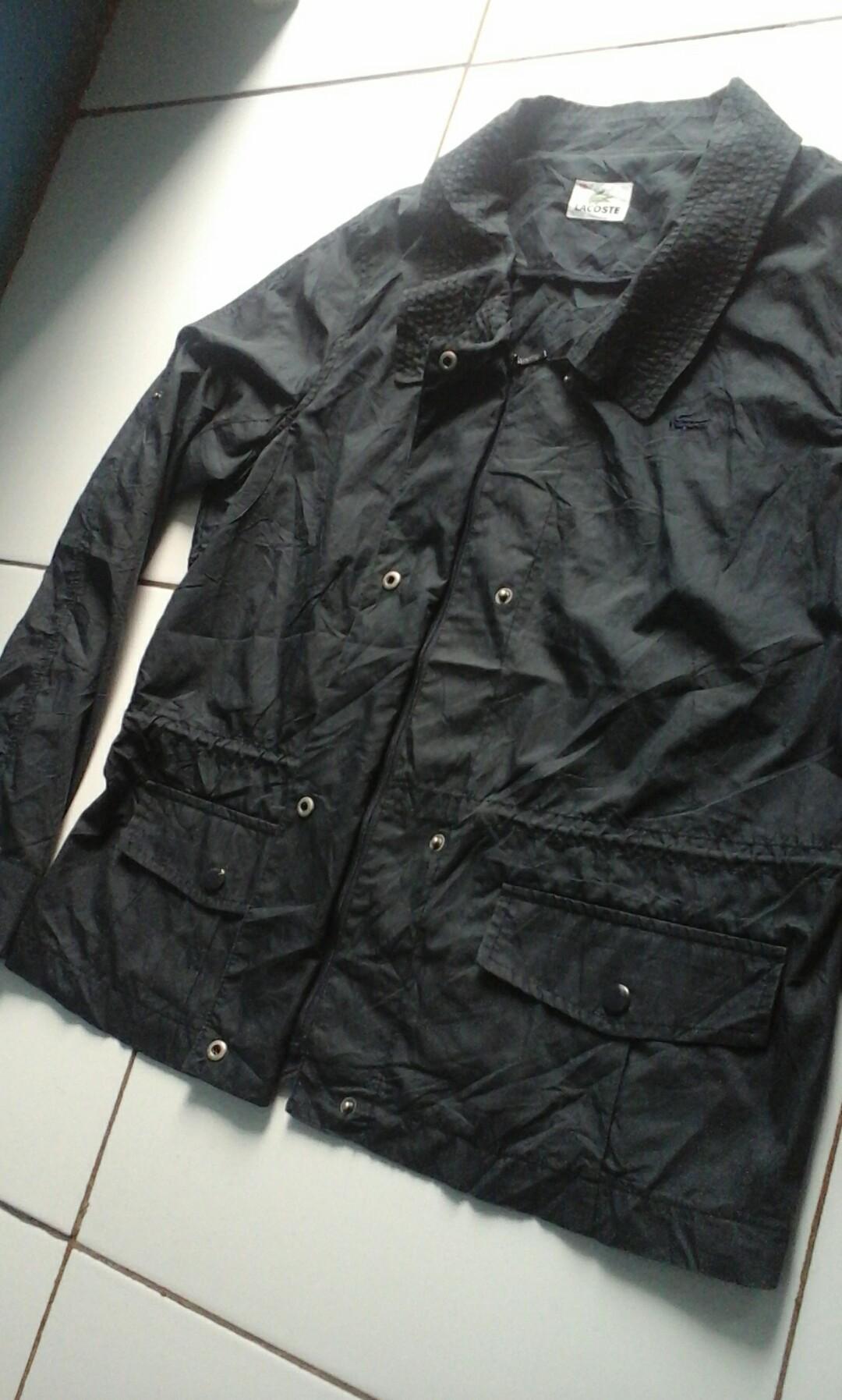 Jaket casual lacoste original