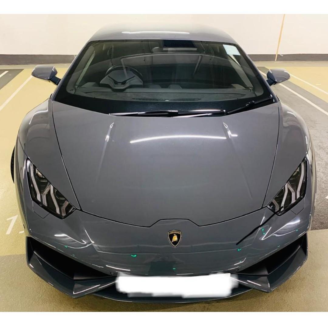 Lamborghini LP6104 HURACAN 2014