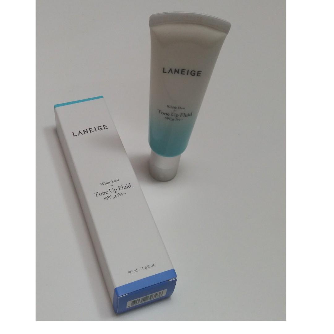 Laneige White Dew Tone Up Fluid SPF35 PA++ 50ml