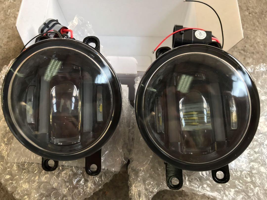 LED日行燈+霧燈(豐田用)