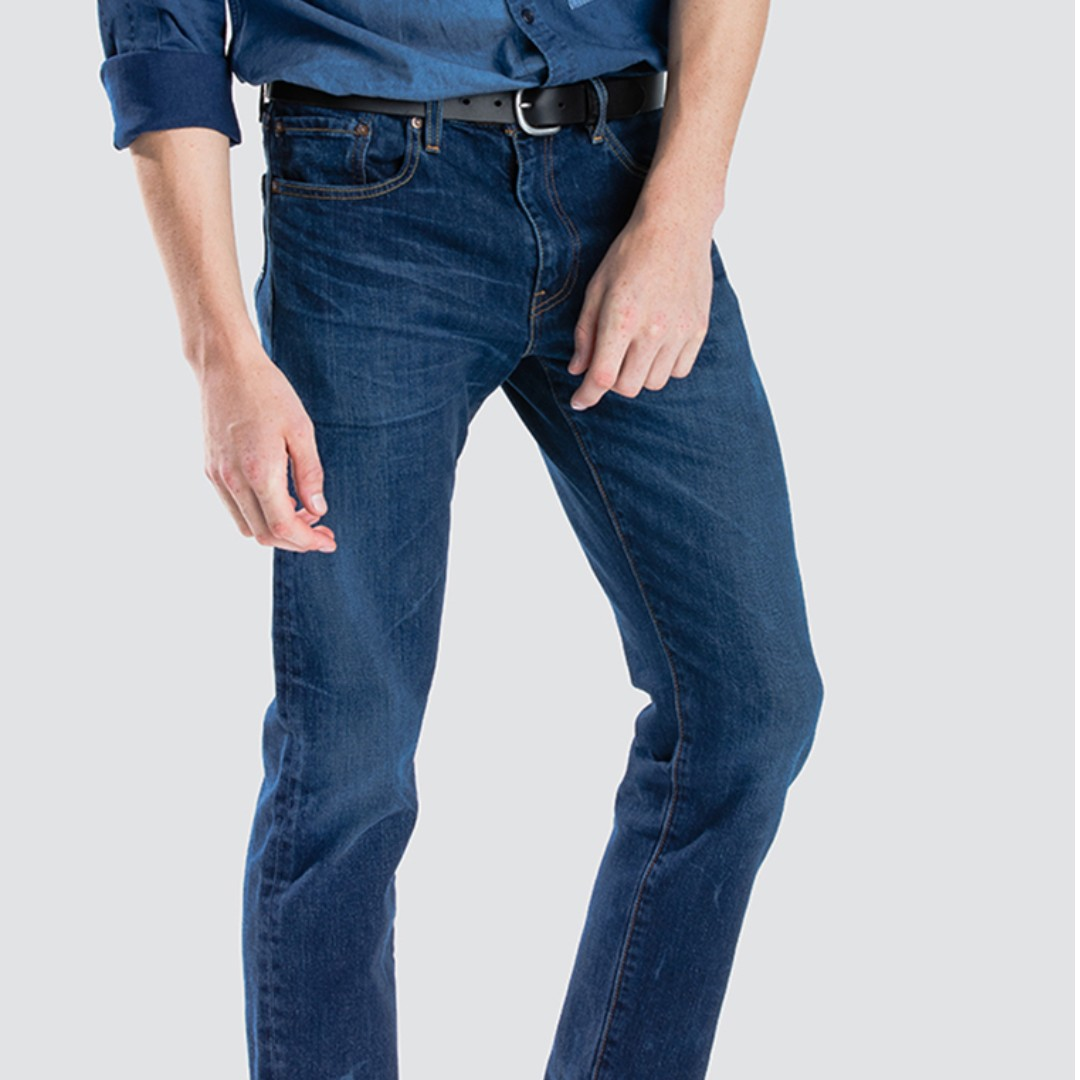 a590827d161 Levi's 502™ Regular Taper Fit Made In Japan Jeans, Men's Fashion ...