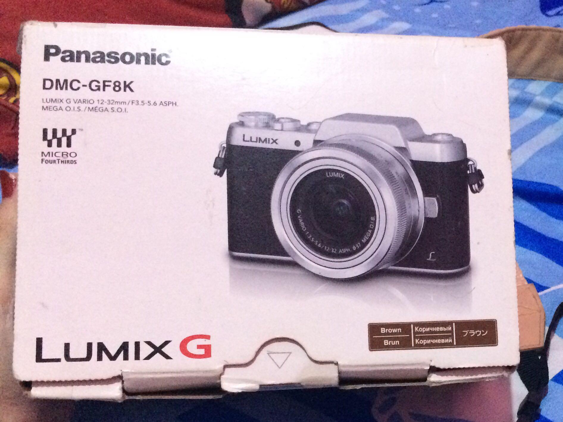 Lumix Gf8