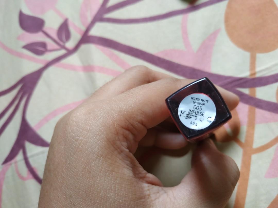 Make Over Intense Matte Lip Cream 005 Impulse