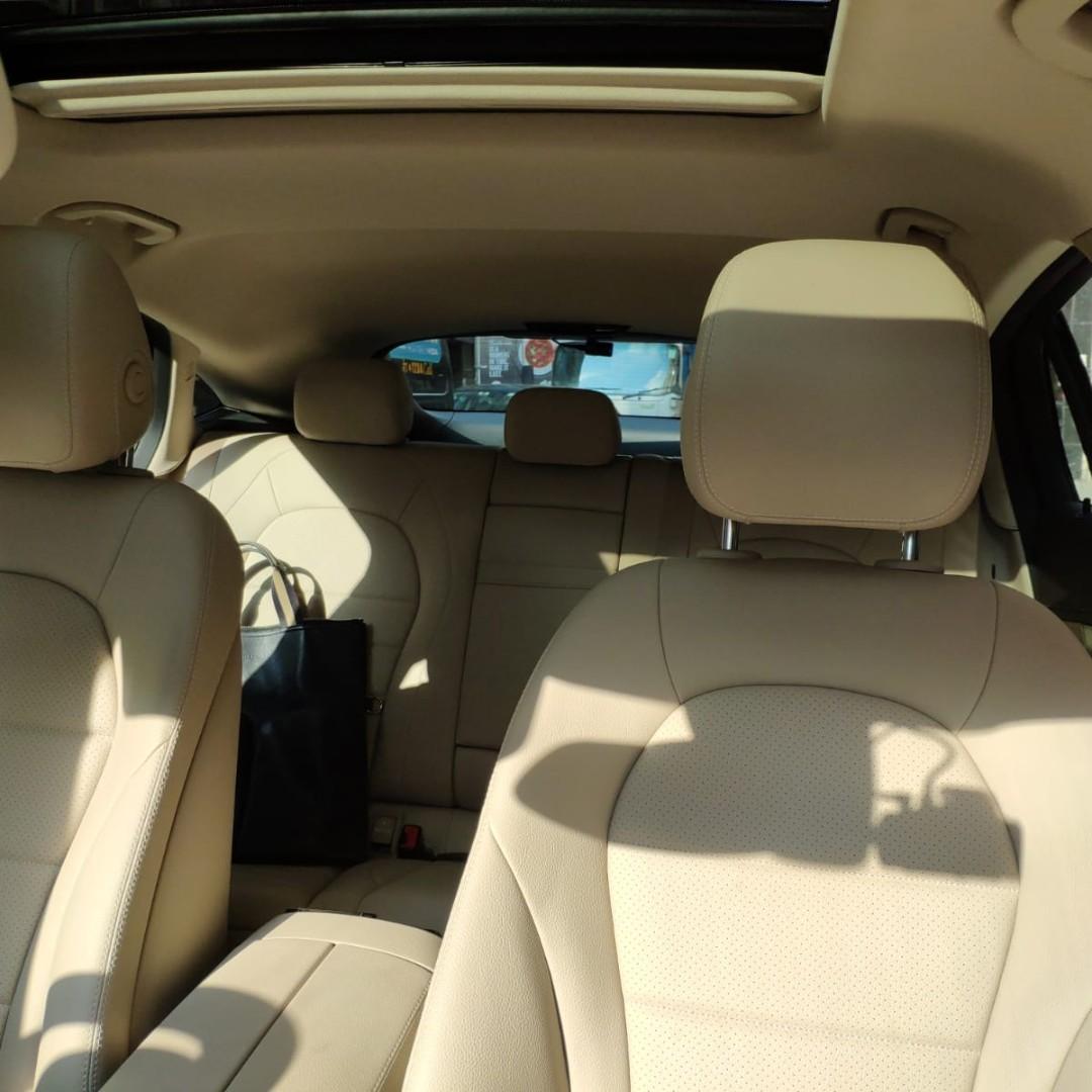 MERCEDES-BENZ GLC 250 Coupe 2016/17